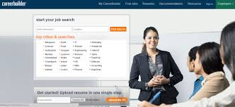 the best job websites portals for your unemployment the careerbuilder website is a one of the best jobs website you will findout jobs in it fresher finance banking software teaching etc by areawise