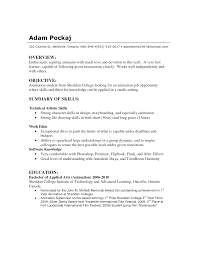 sample resume objectives for engineering students doc resume mechanical engineering student sample sample
