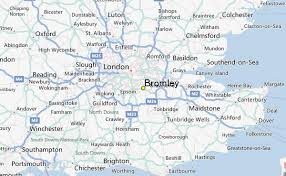 Image result for bromley map