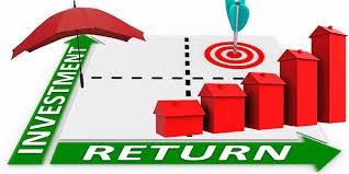 investment-return table