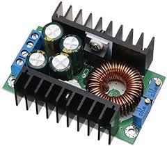 5pcs <b>DC</b>-<b>DC 8A 300W Buck</b> Adjustable Constant Voltage Constant ...