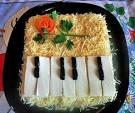 Новогодние салаты пошаговые рецепты с фото