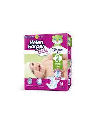 <b>Подгузники</b> Mini 3-6 кг. (16 шт.)/10 <b>HELEN HARPER BABY</b> ...