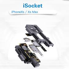 2019 <b>Qianli</b> iSocket for <b>iPhone X</b>/ XS /XS Max <b>Logic Board</b> ...