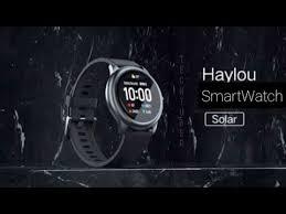 Xiaomi <b>Haylou</b> SOLAR SmartWatch (First Look) - <b>Global Version</b> ...