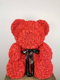 GRAND <b>RED</b> MFS <b>ROSE BEAR</b> in Maywood, CA | Maggie's <b>Flower</b> ...