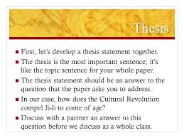 writing the red scarf girl essay thesis first lets develop a  thesis first lets develop a thesis statement together the thesis is the most important