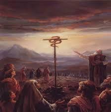 「青銅の蛇 の絵画」の画像検索結果