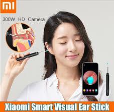 Qoo10 - Xiaomi Bebird <b>Smart Visual Ear</b> Stick M9 Pro In-Ear ...