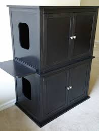 sneaky litterbox cabinet outstanding cat litter box cabinet in addition to gallery hidden cat litter box cat litter box covers furniture