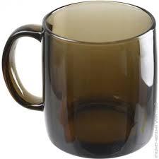 <b>Кружка Luminarc</b> для чая <b>380</b> мл — 1 шт. — ударопрочное стекло ...