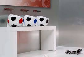 soccer bedroom accessories theme