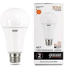 Светодиодная <b>лампа Gauss 73219</b> - купить в интернет магазине ...