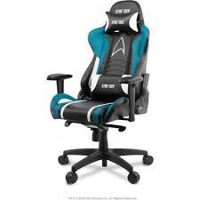 Купить игровое <b>кресло Arozzi Gaming Chair</b> - Star Trek Edition ...