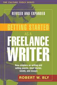 books by bob copywriter getting started as a lance writer expanded edition