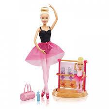 <b>Barbie</b> Игровой набор <b>Инструктор балета</b> - Акушерство.Ru