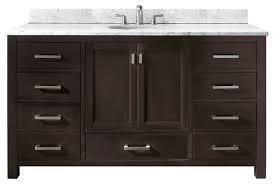 bathroom vanity 60 inch: bathroom vanity  inch single sink pcd homes