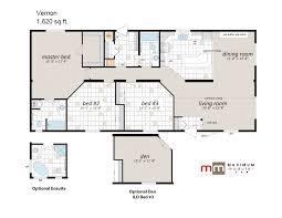 Maximum Modular customized homes BC  modular floor plans  quality    Rancher   sq ft  Print Plan