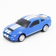 <b>Радиоуправляемая машина MZ</b> Ford Mustang Blue 1:24 - MZ27050