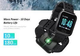 <b>Gocomma</b> A6 <b>Sports</b> Smart Watch for Android / iOS Offered For $16.99