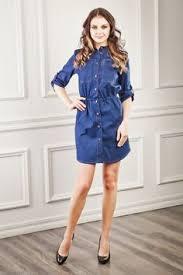 Джинсовое платье: 100 стильных идей, ТОП лучших фасонов на ...