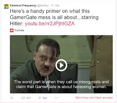 "Blissful unawareness of Godwins Law"" staring Anita Sarkeesian ... via Relatably.com"