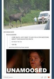 SUPERNATURAL QUOTES - Sam is unamoosed - I found this ridiculously ... via Relatably.com