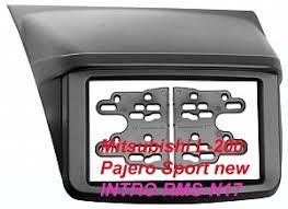 <b>Intro RMS</b>-<b>N17</b> для Mitsubishi L-200, Pajero Sport New 2DIN ...