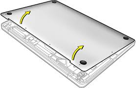 MacBook Pro: Bottom <b>case</b> foot <b>replacement</b> DIY instructions - Apple ...