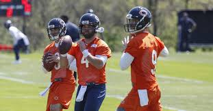 Chicago Bears 2019 Position Battles: Will they carry three ...