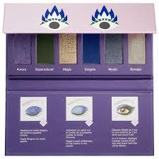 <b>SEPHORA COLLECTION Mystic Aura</b> Eyeshadow Palette (With ...