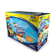 Brothers All Natural <b>Fruit Crisps</b>, Mickey Mouse, Fuji Apple, 12 ct ...