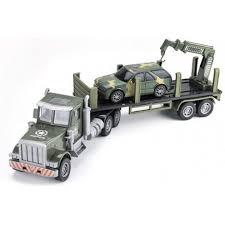Купить <b>Радиоуправляемый грузовик</b>-<b>трейлер</b> + джип CityTruck 1 ...