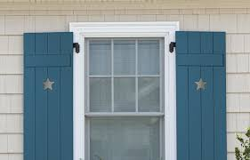 Decorative Windows For Houses How To Make Board And Batten Shutters This Old House