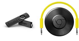 <b>Chromecast</b> vs. Fire <b>TV Stick</b>: Which is Best for You? | ScreenRant