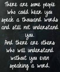Understanding... on Pinterest | Understanding Quotes, No One ... via Relatably.com