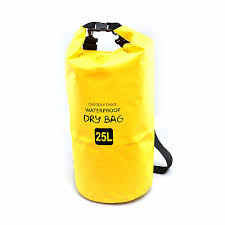 <b>25L Outdoor</b> Waterproof Dry Bag Roll Top Floating Backpack for ...