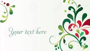 vector elegant decorative christmas card royalty cliparts vector vector elegant decorative christmas card