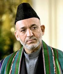 Afghanistan 'President' Hamid Karzai - afghanistan-president-hamid-karzai