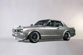 "1971 Nissan Skyline ""<b>Hakosuka</b>"" <b>GT</b>-<b>R</b> (tribute vehicle)"