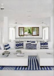 coastal living rooms slipcover sofa and slipper chairs on pinterest blue white living room