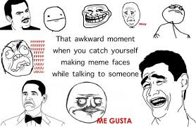 Funny Meme Faces In Real Life - she's real! the meta picture Meme ... via Relatably.com