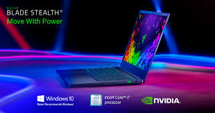13 Inch Ultraportable Gaming <b>Laptop</b> - Razer Blade Stealth Ultrabook