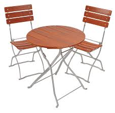 Round <b>table</b> & <b>2</b> chairs | <b>Beer</b> Garden Furniture