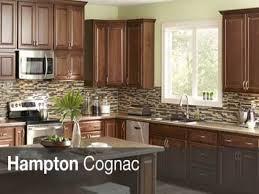 Hampton Bay Kitchen Cabinets Cognacabinets Kraftmaid 15x15 Inabinet Door Sample Wilmingtonherry