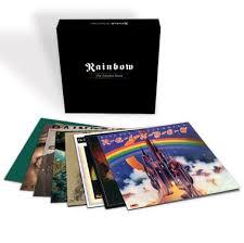 <b>Rainbow</b> - <b>Rainbow</b>: The <b>Polydor Years</b> Limited Edition Vinyl Box Set