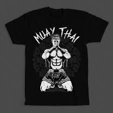 Muay Thai tshirt design vector - Buy t-<b>shirt</b> designs | Tshirt designs ...