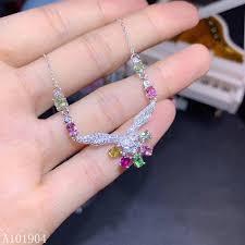 2019 <b>KJJEAXCMY Boutique Jewelry</b> 925 Sterling Silver Inlaid ...