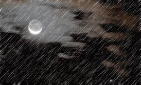 Resultado de imagen para noche lluviosa