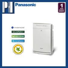 <b>PANASONIC F</b>-VXH50A 40m² ECONAVI Humidifying nanoe™ Air ...